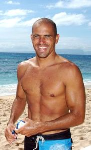 kelly slater body