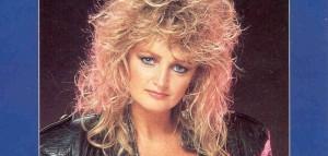 Bonnie Tyler hair